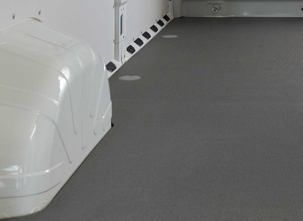 Laderaumboden für Mercedes-Benz Sprinter, Bj. 2006-2018, Radstand 4325mm, mit Überhang