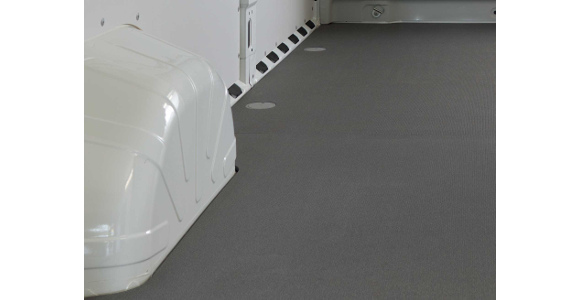 Laderaumboden für Renault Master, Bj. ab 2010, Radstand 3682mm, Gesamtlänge 5548mm, Frontantrieb