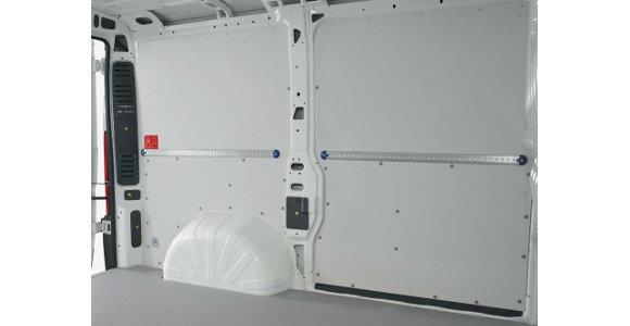 Seitenwandverkleidung für Peugeot Partner, Bj. 2008-2018, Radstand 2728mm, L1