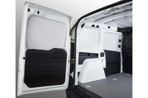 Seitenwandverkleidung für Dacia Dokker Express, Bj. ab 2012, Radstand 2810mm