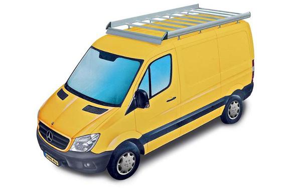 Dachgepäckträger für Mercedes-Benz Sprinter