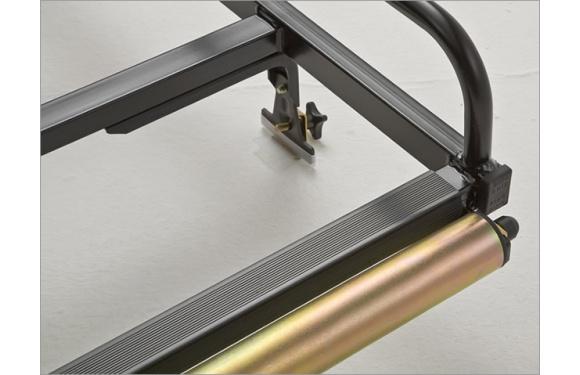 Aufschubrolle für Stahl-Dachgepäckträger