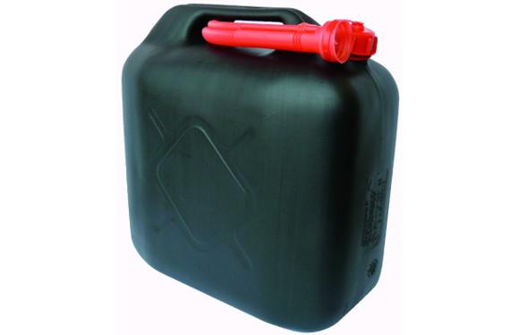 Benzinkanister, 10 Liter, Kunststoff