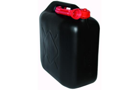 Benzinkanister, 20 Liter, Kunststoff
