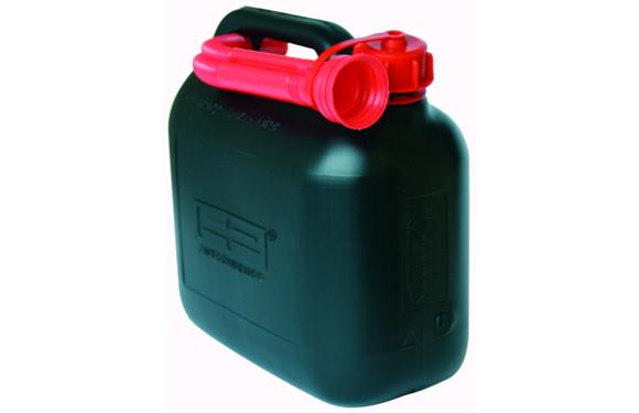 Benzinkanister, 5 Liter, Kunststoff