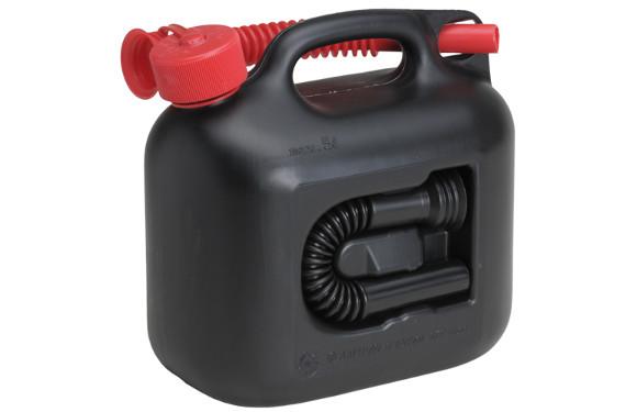 Premium-Benzinkanister, 5 Liter, Kunststoff