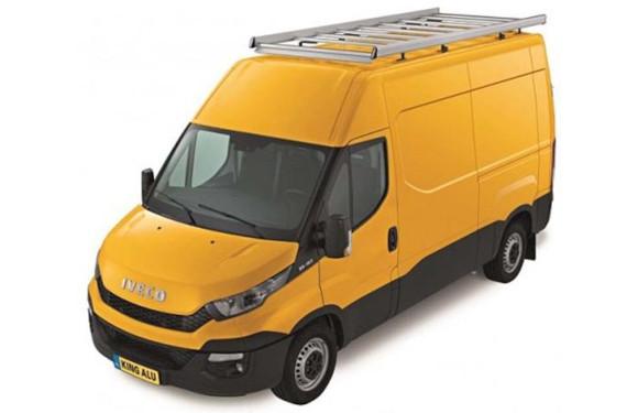 Dachgepäckträger für Iveco Daily