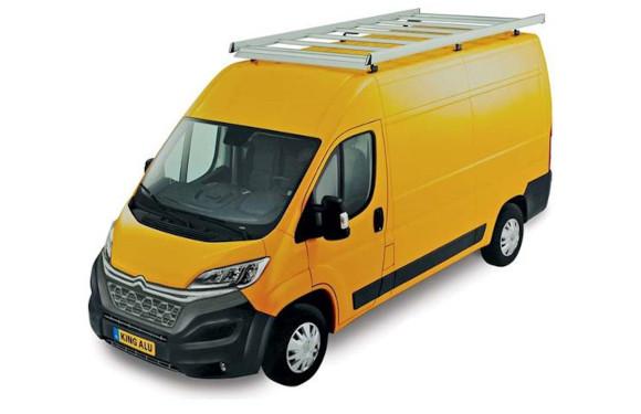 Dachgepäckträger für Peugeot Boxer