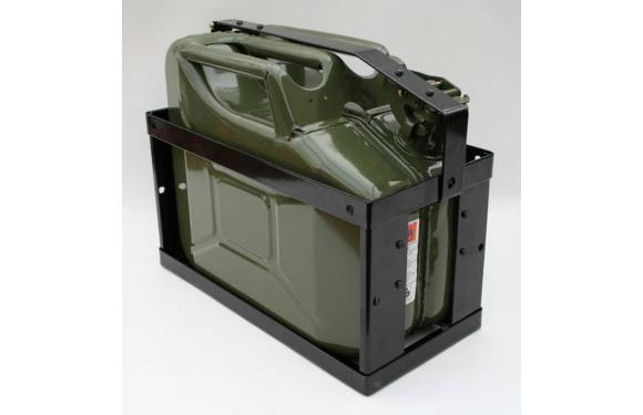 Kanisterhalter für 10l-Benzinkanister (Lieferung ohne Kanister)