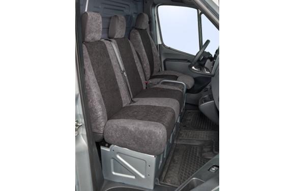 Sitzbezug Mercedes-Benz Sprinter Doppelbank