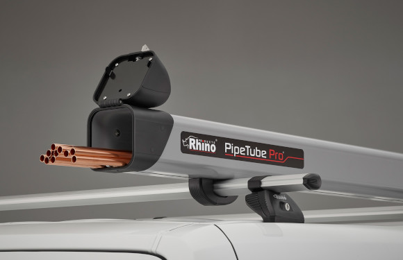 Transportrohr für Dachgepäckträger